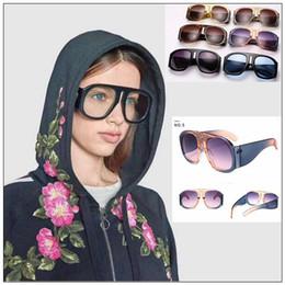 4eb210b1b7bd 6 Colors Brand Sunglasses Designer Eyewear Oversize Frame Popular  Avant-garde Style Top Quality Eyewear CCA9389 2pcs avant garde sunglasses  on sale