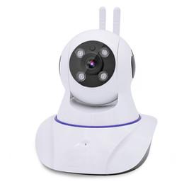 Wholesale Remote Access Cctv - Shenzhen CCTV Camera Factory 720P Wireless Infrared Night Vision P2P IP Camera Mobile Phone Remote Access