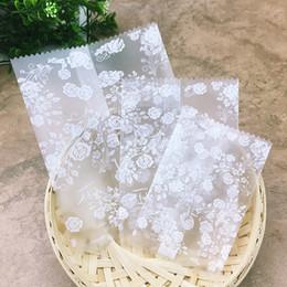 Canada Sachets en plastique transparent épaississent un mini-emballage de boulangerie-pâtisserie pour un gâteau aux biscuits au chocolat et au thé, paquet de 100 Offre