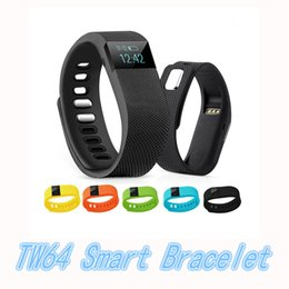 2019 tw64 smart wristband фитнес-трекер Новый Bluetooth Smartband TW64 шагомер фитнес-трекер смарт браслет спорт браслет для IOS Android tw64 Smart Band VS Mi Band дешево tw64 smart wristband фитнес-трекер
