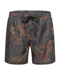 Popular 2018 Verano Venta Caliente de Los Hombres de Poliéster de Impresión Camuflaje Palabra Mesh Swim Beach Shorts Pantalones de Natación Pantalones 92 desde fabricantes