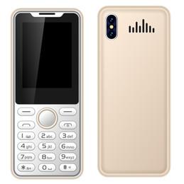Chine bluetooth haut-parleurs pour mobile en Ligne-Téléphones cellulaires I-x Mobile Dual Sim Mobile Phone GSM Telefone Celular pas cher Chine Téléphone 2G GSM Grand Président Ancien Vieux Téléphone