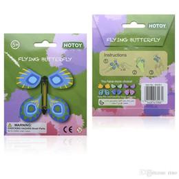 predicción magia Rebajas trucos de magia volando cambio de mariposa con las manos vacías libertad mariposa apoyos mágicos creativos regalos sorprendentes juguetes