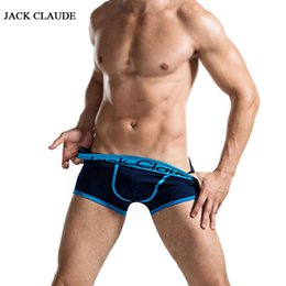 Wholesale Sexy Panties For Plus Size - Casual Plus Size Men Boxers Sexy Man Underwear Panties Solid Modal Brand Boxer Underpants Popular Shorts for Wholesale