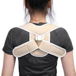 d0d2bfd0c784c Adjustable Adult Children Corset Spine Support Belt Poor Posture Corrector  Back Shoulder Posture Correction Brace Orthotics Belt