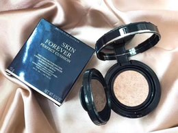 Wholesale perfect combinations - Top Quality Skin Forever Perfect Air Cushion Foundation Concealer O10# O20# color Edition BB Cream