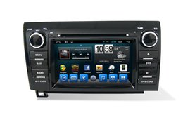 Wholesale toyota gps radio system - Car dvd Gps Navigation System with Dvd Radio for Toyota Sequoia Built in GPS Navigation Bluetooth Wifi 3G   TV   Radio   ipod