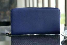 portefeuilles neufs Promotion Concepteur de marque nouvelles femmes portefeuille dames dames long sac à main PU fermeture à glissière avec porte-cartes