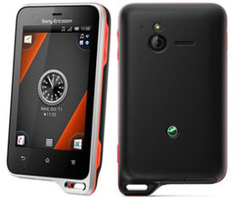 Wholesale wifi phone gsm - Refurbished Original Sony Xperia active ST17i Unlocked Cell Phone 5MP 2G GSM 3G WCDMA GPS WiFi