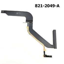 "Wholesale Mid Drive - 821-2049-A HDD Hard Drive Flex Cable for MacBook Pro 13"" A1278 HDD Cable Mid 2012 MD101 MD102 EMC 2554"