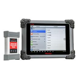 2019 universeller schlüsseltransponder Autel Maxisys Elite Diagnostic Tool (verbessert von MS908P Pro) mit vollständigem OBD2-Scanner Wifi Bluetooth mit J2534 ECU Programmer