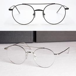 8063bc33ed Brand Round Eyeglasses Frames Women Optical Glasses Frame Myopia Glasses  New York Spectacle Frames Reading Eyeglasses Frames with Clear Lens