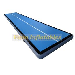 Wholesale Inflatable Boards - Air Mat Gymnastics Tumble Track Mattress Airtrack Prices Inflatable Training Board 3m x 0.9m x 0.1m with Pump Free Delivery