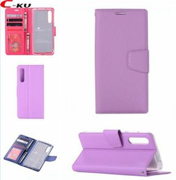 Wholesale Fancy Cover - Fancy Diary Wallet Leather Case For Huawei P20 Lite Pro Redmi 5 Plus Note5 Xiaomi 6X Sony Xperia L2 XZ2 Galaxy J2 Pro 2018 Silk Flip Cover