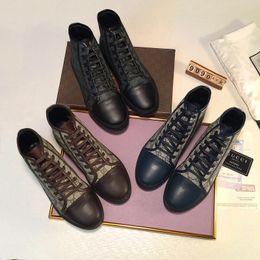 Wholesale eiderdown fur - 2018 Luxury Designer Fashion Brand Casual High Top Real Genuine Leather Male Shoe Tenni Krasovki Hip Hop Raf Boots For Men Size 38-44