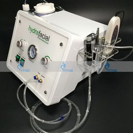 Wholesale Oxygen Infusion - 4 in 1 Water Aqua Hydro jet peel ultrasonic scrubber microdermabrasion oxygen infusion machine hydro dermabrasion