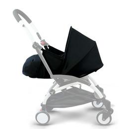 Cesta de dormir online-2018 new Baby Stroller Birth NB Nest Sleeping Basket Stroller Accessories For BabyBabyzen+ Winter Bag
