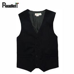 Wholesale Men Satin Waistcoat - Male cotton slim fit dress vests Men's casual sleeveless formal business jacket suit vest Men waistcoat coat Gilet Homme yelek