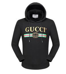 Pano hoodie on-line-Designer de marca europeia lobo turbante pano macio bordado moletom algodão outono e inverno neutro com capuz casuais esportes de corrida de rua