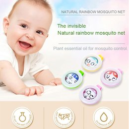 Wholesale Child Repellent - Baby Mosquito Buckle Child Mosquito Bracelet Outdoor Deduction Repellent Stickers deduction
