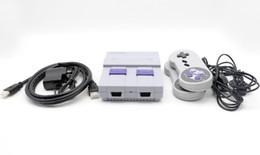 Argentina Consola de videojuegos HD Super juego SFC puede almacenar 821 Máquinas rojas y blancas Clásico Nostálgico Repetir MINI consolas de TV Suministro