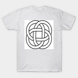 08c46926ed622 Celtic Knots Abstract Art T-Shirt