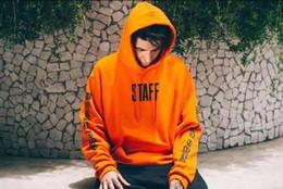 Wholesale Double Collar Hoodie Men - new Fear of god Purpose Tour hoodie Justin Bieber clothing Sweatshirt Hoodies Women Men Hooded Loose Fleece Sweatshirts