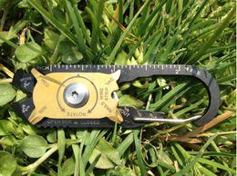 2019 flecha catapulta Deportes al aire libre Portable Utility Pocket 20 en 1 Llave multifunción Destornillador Abridor EDC Survival Keychain Tool Wholesale
