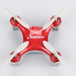 Wholesale Helicopter Child - Cheerson Cx-10se Mini Drone Colorful Quadcopter Rc Helicopter Nano Drons Remote Control Toys For Children Copter Vs Cx10 Cx-10w