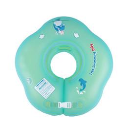 Argentina Gran Flotabilidad Bebé Swim Collar Inflable Collar Recién Nacido Bebé Swim Ring Globo Doble BB55 cheap double balloons Suministro