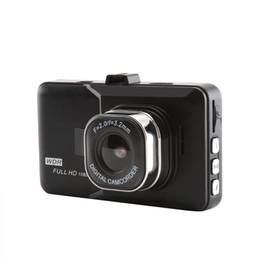 Широкоугольная автомобильная камера онлайн-Car Dvr Car Dash Camera Driving Video Recorder With 1080P Camera Wide Angle Driving Recorder HD LCD Car-detector Dash Cam