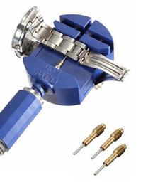 G armbanduhren online-Neues Arrvial !!! Uhr Link Für Band Schlitzband Armband Kette Pin Remover Teller Repair Tool Kit 28mm Für Männer / Frauen Uhr