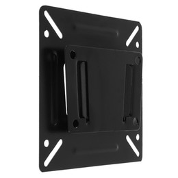 Wholesale Wall Mount For Lcd - Universal Black TV Wall Mount Bracket for 14 ~ 24 Inch LCD LED Monitor Falt Panel TV Frame