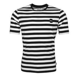 Camisa Negra Distribuidores Descuento Rayas Hombre Slim De Blanca uPTOkXZi