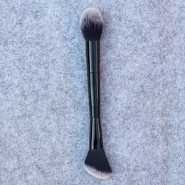 2019 conjunto de pincel sgm Pincel de Maquiagem para Contorno de Rosto # 20 10 4 25 40 4 30 Extremidade Dupla Extremidade Dupla Destacando Bronzer Escova de Pó para Fundação