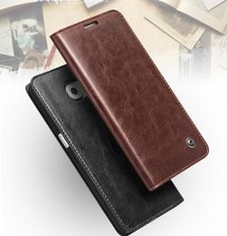 Etui en cuir de mode pour le bord Samsung Galaxy S6 plus, couverture de luxe Flip Phone Case pour la coquille de galaxy S6 ? partir de fabricateur