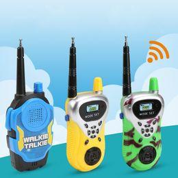 Argentina Remoto inteligente walkie talkie inalámbrico talkie paternidad rompecabezas interactivo niños jugar casa intercomunicador juguetes de dos vías Radio B0238 Suministro
