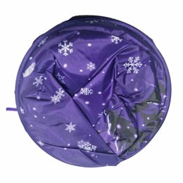 Wholesale Children Tent House - Compact Size Folding Children Kids Play Tent Waterproof Starry Sky Printed Children Castle Cubby Play House Best Gift