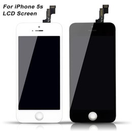 Wholesale Iphone Case Kits - 100% AAA Orignal quality For iPhone 5 5S 5C 5G LCD 3D Touch Screen Touch Screen Digitizer Assembly Replacement parts with Tool Kits and case