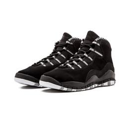 Wholesale shipping nyc - Men 10 10s Paris NYC CHI Rio LA Hornets City Pack Vivid Pink Mens Basketball Shoes Sports Sneakers free shipping xz121