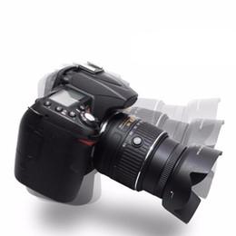 casquillos centrales a presión Rebajas Centechia Capucha para lente de cámara para EW 73B EW-73B Canon 60D 70D 600D 17-85 18-135 Capucha para lente Protector de lente