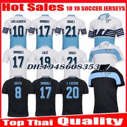 5720bb80969 Wholesale Lazio Soccer Jersey for Resale - Group Buy Cheap Lazio ...