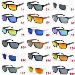 Wholesale outdoor riding - Popular HOLBROOK 9102 meters nail square sunglasses outdoor sports riding glasses Europe and the United States men and women general glasses