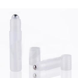 Al por mayor- 5ML 10ML Cosmética Eye Cream Roller Bottle Roll plástico en la botella / desodorante Bottle / Perfume Bottle desde fabricantes