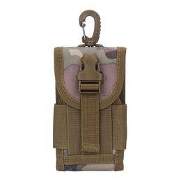 Argentina Asalto militar Molle Mini Riñonera Riñonera Hip Bum Pouch Purse Riñonera nylon Nylon Hook / Funda para teléfono móvil cheap cell phone cases for men Suministro