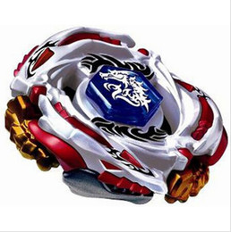 Wholesale Metal Bb - BEYBLADE METAL FUSION BB-88 METEO L-DRAGO LW105LF Launchers L-R Double
