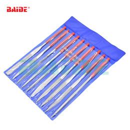 10 Stücke 140mm Diamant Mini Nadelfeile Set Handliche Werkzeuge Für Keramik Glas Edelstein Hobby Und Handwerk Tragbare Handwerkzeuge Produkte HeißEr Verkauf Dateien