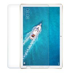 huawei mediapad m2 Sconti Vetro temperato per Huawei MediaPad T3 T1 Scarica M2 M3 M5 Lite Honor Water PLAY X2 P2 Proteggi schermo per tablet PC
