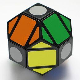 Wholesale Black Magic Paint - Lanlan Painting Mask Magic Cube Puzzle Black And White Learning&Educational Cubo magico Toys