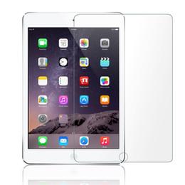 Argentina Para iPAD Pro 11 12.9 Protector de pantalla de cristal templado iPad 9.7 Tableta Película para Samsung Tab A 9H Sin paquete Suministro